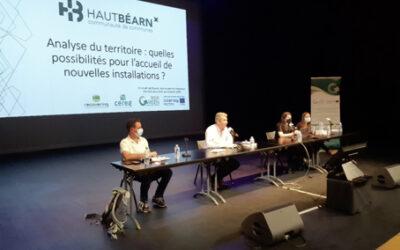 Réunion avec les Communes de la CCHB pour trouver des solutions de traitement de déchets inertes