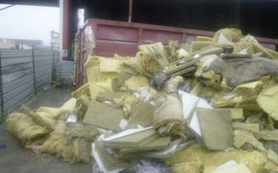 RECORD confie son étude sur le recyclage des isolants au groupement RECOVERING – TRIDENT SERVICE